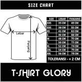 Kaos Pria / Kaos Musisi / Kaos Distro / Kaos polos / Kaos Simple / T-Shirt Empat Dua Puluh - 2