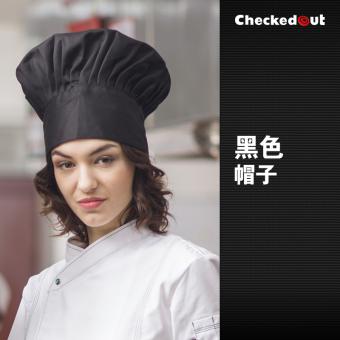 Bekerja Topi Chef Bekerja Topi Katun Pria Dan Wanita Hotel 402 lipit chef . 41a1156bbf