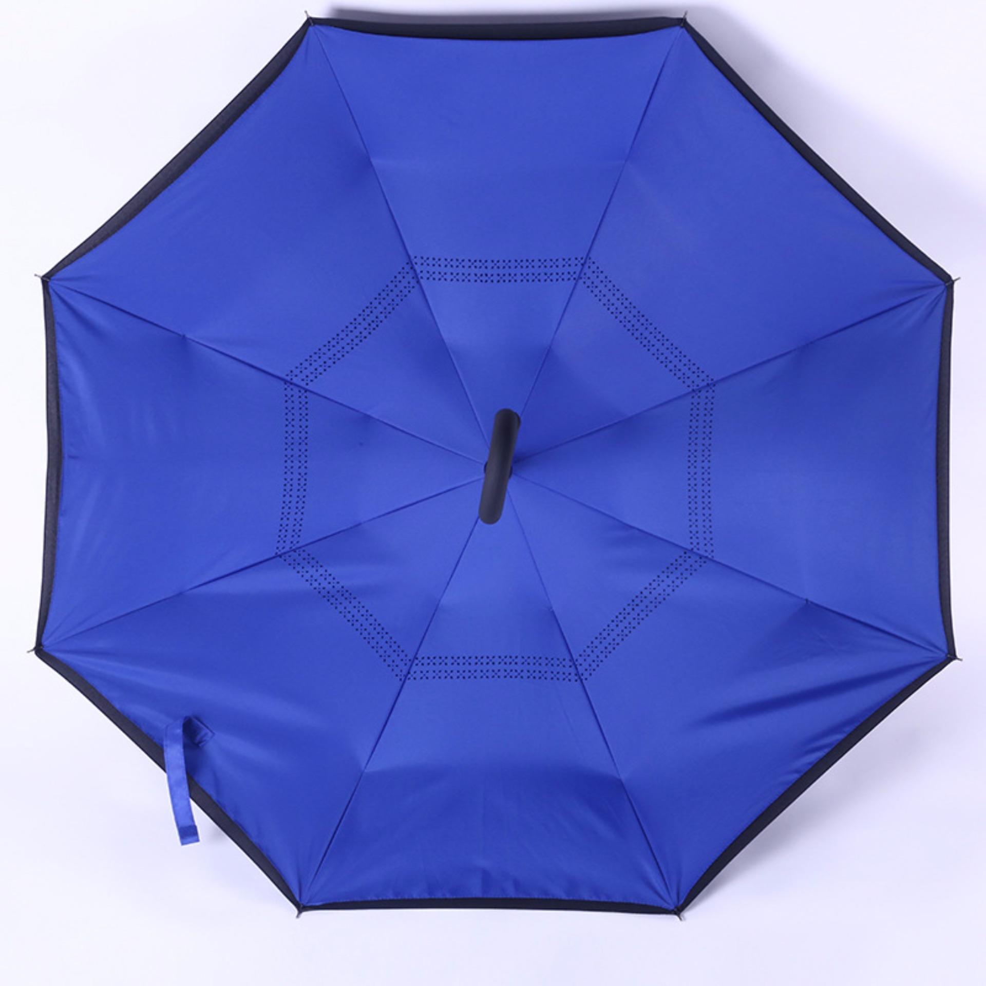 Hot Deals Kazbrella / C-brella - Upside down umbrella / payung terbalik / payung