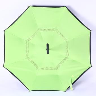 Kazbrella / C-brella - Upside down umbrella / payung terbalik / payung ajaib -