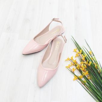 Bebbishoes-Angkle Flatshoes-Salem