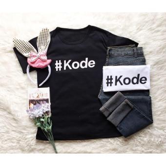 Kode # RDA0404 T-shirt Wanita / Kaos Cewek / Tumblr Tee Cewek / Kaos