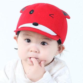 Topi Korea Fashion Style Musim Semi Dan Musim Gugur Sayang Topi Musim Panas  Pria Dan Wanita 26e99105c4