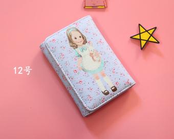 ... Q02 Korea Fashion Style Rumah Baru Kain Kartun Dompet Kecil Serangga Source LAZADA Source