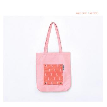 Korean Foldable Tote Bag Totebag