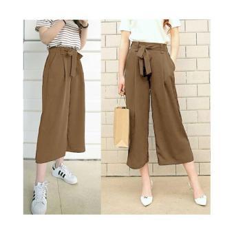 M Fashion - celana wanita kulot   celana legging   celana polos   celana  panjang 78ac87aed1
