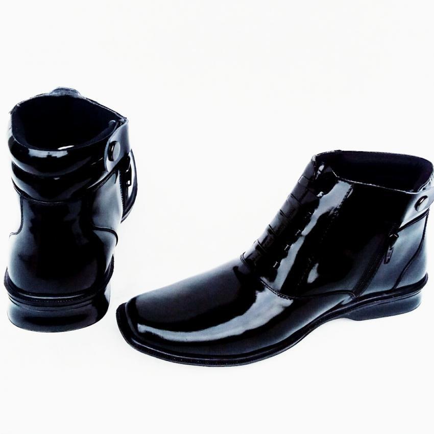 mandiens pdh 03.lux – sepatu pantofel pdh polisi – sepatu boot pantovel pantofel kerja – sepatu kulit asli original – sepatu kantor dishub satpam security cocok untuk sekolah kerja sepatu anti air