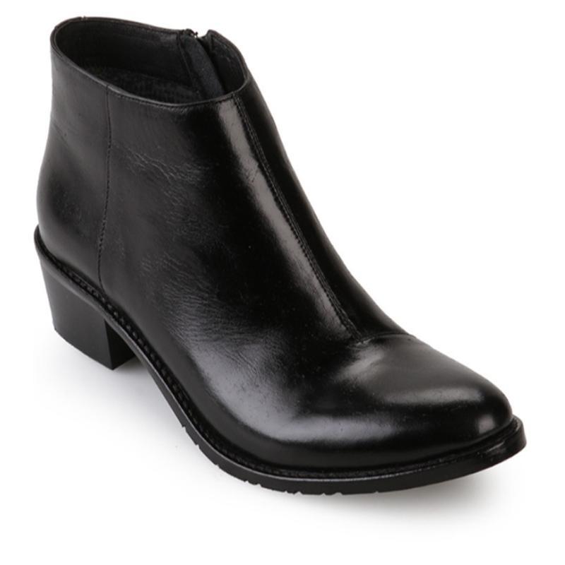 marelli boot wanita kulit gx 0001 – hitam