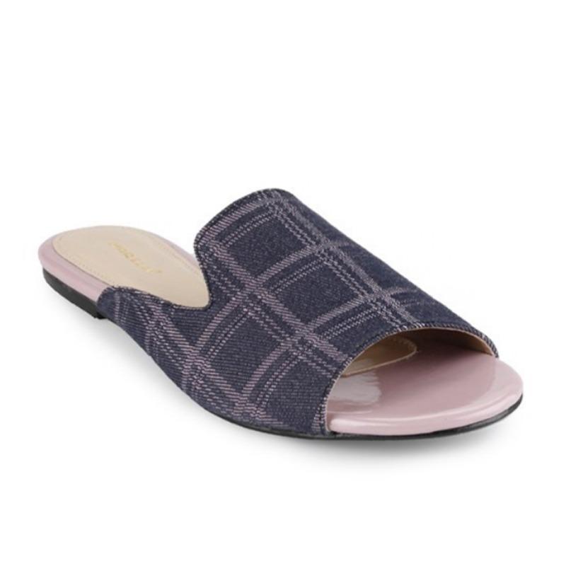 marelli sandal flat slip on wanita ip 713