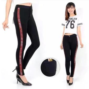 master jeans celana highwaist wanita list