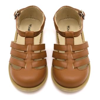 minetha kid shoes sepatu anak perempuan balerina flat usia 1-12 tahun/pink/