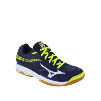 Mizuno Thunder Blade Blue Depths / White / Safety Yellow