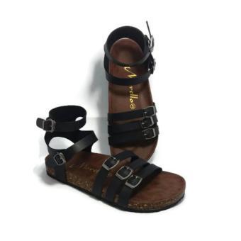 Morello Sandal Mens Obel-Black