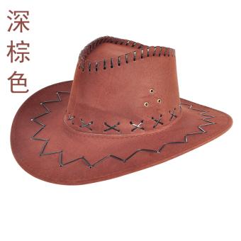 Musim panas pria matahari orangtua-anak topi topi koboi (PARK S yang  mendalam warna) 41cda91762