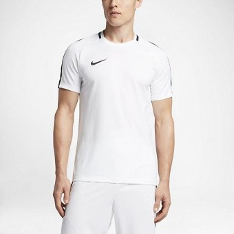 NIKE MEN DRY ACADEMY TOP WHITE 832968-100 S-2XL 12' - intl