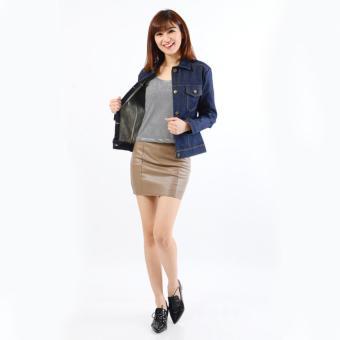 Kelebihan Agnez Jaket Topi Wanita Fashion Berkualitas Okechuku Merah ... a1430d6cc5