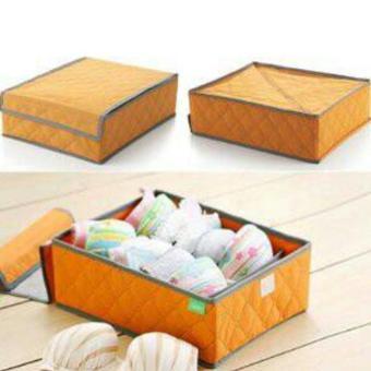 Organizer Tempat Simpan Untuk Bh/Beha/ Bra - Underwear Storage Box Bra ...