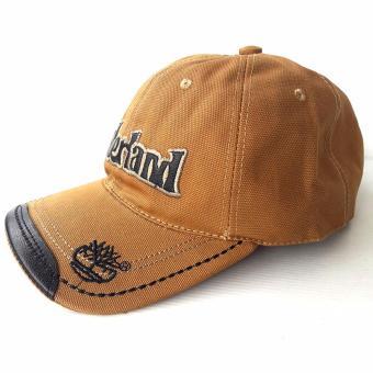 Ormano Topi Baseball Snapback Cap Korean Hip Hop T-Land Cap - Coklat Tua ...