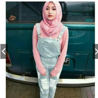 overall jeans overall celana ripped jeans overall termurah overall terlaris