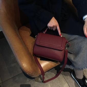 Persegi kecil Korea Fashion Style musim semi dan musim panas wanita baru tas wanita Mini tas