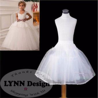 harga Petticoat petikut rok dalaman Pengembang dress kostum gaun pesta anak Lazada.co.id