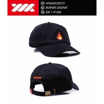 Polo Cap / Dad Hat / Baseball Cap / Topi Wadezig / Topi Distro - Qlzxg4