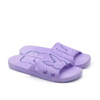 Porto Sandal Selop Anak Perempuan Slip On 3002 B - Ungu Size 24-30