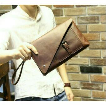 Wallet Dompet Besar Pria Handbag Cowok Clutch Import Black Yh0570 ... 8bc432a0d9