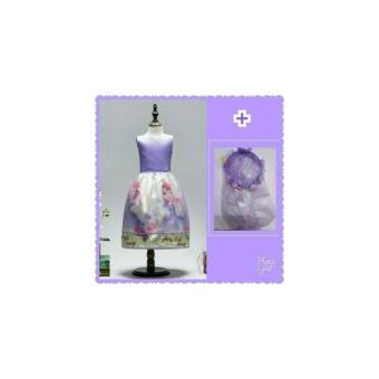 Princess Sofia Dress Birthday Purple