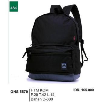 Promo Jual Distro Tas Ransel / Backpack Kasual Pria - GNS 5579 Murah Terbaik
