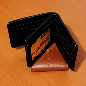 Pencari Harga PU Leather Dompet Pria Fashion Wallet 5 Inchi 8828-13 Casual Import -