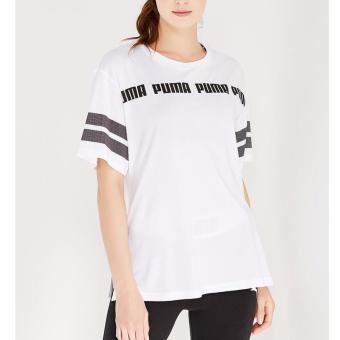 Puma Kaos ACTIVE SWAGGER Fashion Tee - 59399402 - Putih