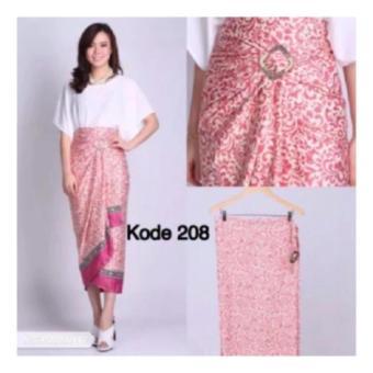 Rok lilit batik wanita jumbo long skirt Callie Modern