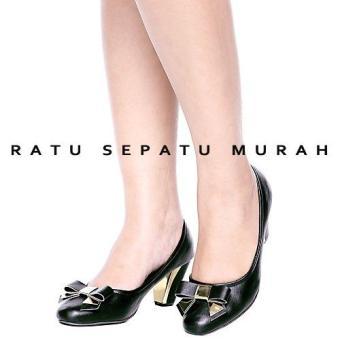 Rsm Sepatu Boot Heels Wanita S231 Black - Daftar Harga Terkini ... 5da1cc9c4d