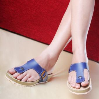 Salvora sandal trendy PW01 Navy
