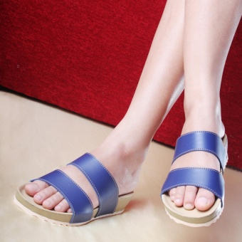Salvora sandal trendy PW03 Navy