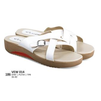 sendal heels wanita fashionable simple high class sandals authenticfit and high quality product lze186