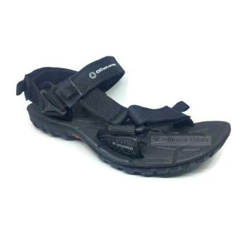 Sendal / Sandal Gunung Pria Outdoor Adventure Trexa Black