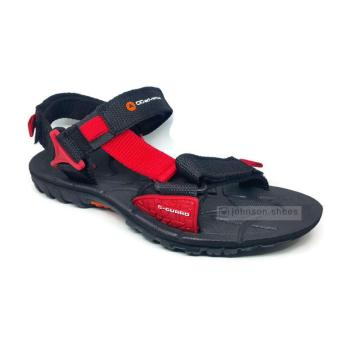 Sendal / Sandal Gunung Pria Outdoor Adventure Trexa Red Original