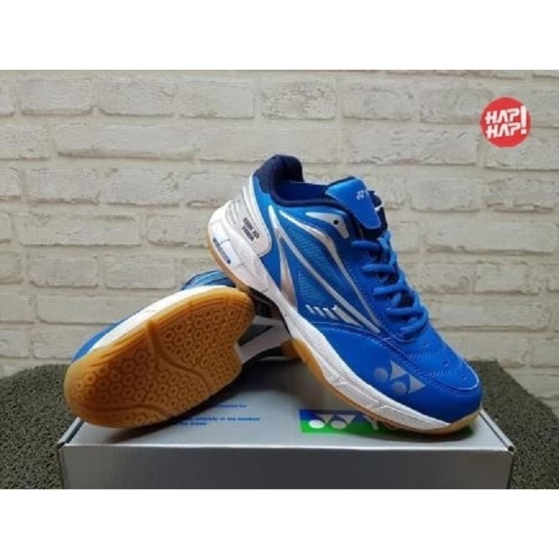 Hot Deals Sepatu Badminton Yonex Court Tough - BLUE terbaik murah - Hanya  Rp660.799 50a1dfc79d