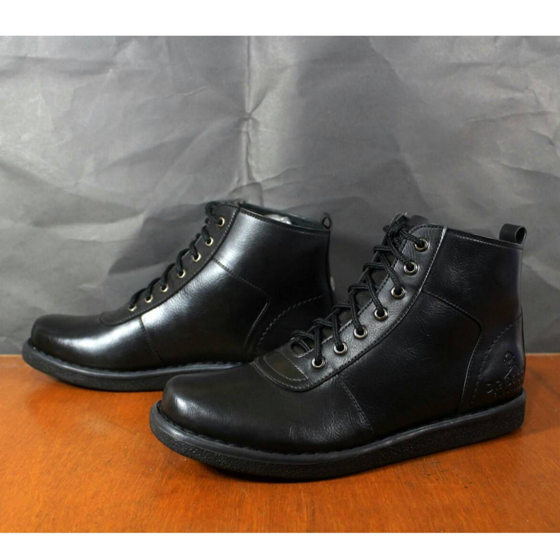 Sepatu Boots Brodo Pria Dr Becco Jgr Brown - Daftar Harga Penjualan ... 44e4d181ae