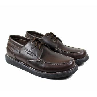 Sepatu Boots Kulit Original sepatu zapato kulit asli sepatu kulit brodo - sepatu boots pendek kulit