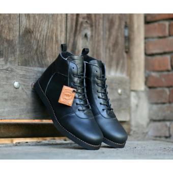 Cek Harga Baru Sepatu Boots Casual Pria Anubis Tan Camel Original ... 0c24a046db