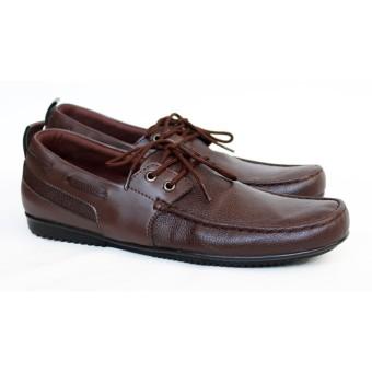 SEPATU - Sepatu Pria Original Slip On Loafers Casual Formal Slop Ocean  Elnino e89f72243a