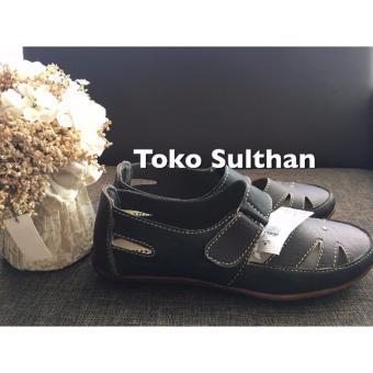 Hot Deals Sepatu Flat Shoes Yutaka - Hitam terbaik murah - Hanya Rp33.984