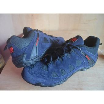 Sepatu Karrimor Summit - Outdoor - Tracking - Adventure - Sepatu Gunung -  Pria - Biru d8c05d5293