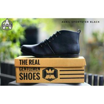 Cek Harga Baru Sepatu Pria Original Avail Footwear Brodo Series ... 2a73b0b24e