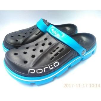 Sepatu Sandal Baim Pria Aneka Warna (38-44) Merk Porto