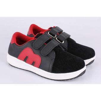 Fitur Catenzo Junior Sepatu Sekolah Hitam Anak Laki Laki Cja 102 Dan ... 73a4466b3a