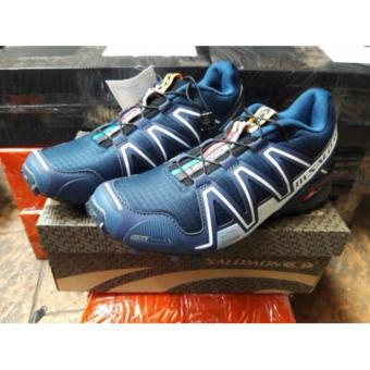 Sepatu Tactical Running Salomon Navi [Imported]
